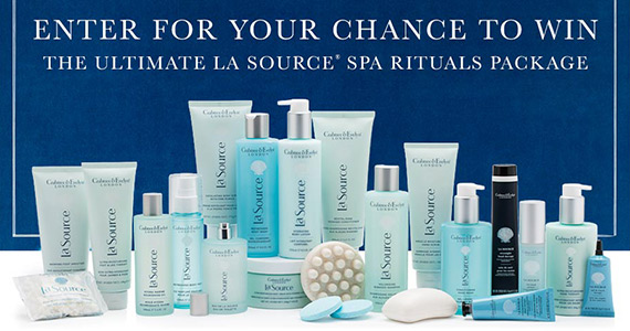 Win a Crabtree & Evelyn Prize Pack