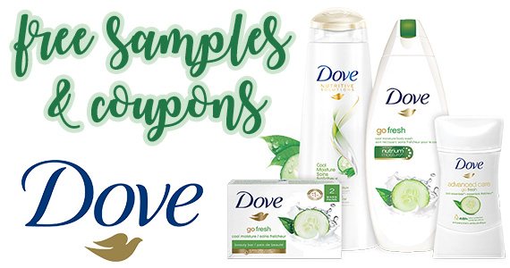 Join The Dove Club For Free Samples