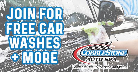 Free Car Wash on Your Birthday