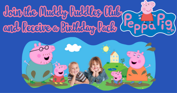 Free Peppa Pig Goodies