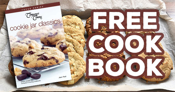Free Company's Coming Cookie eCookbook