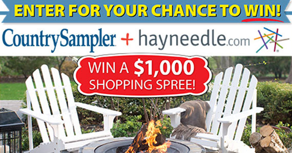 Win a $1,000 Hayneedle Gift Card