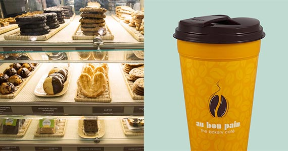 Free Au Bon Pain Travel Mug