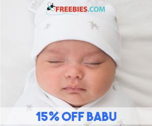 Save 15% Off Babu Products