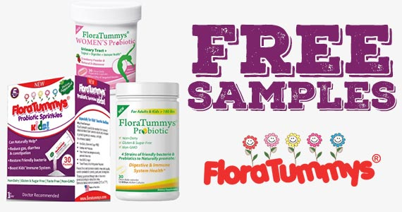 Free Sample of FloraTummys Probiotic