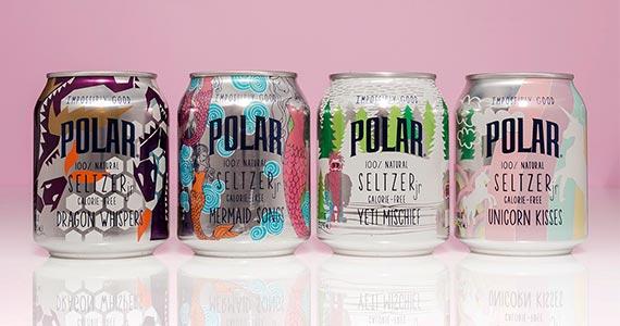 Free 6-Pack of Polar SeltzerJr