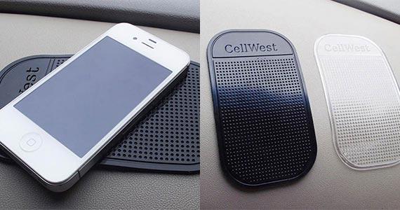 Free Anti-Slip Phone Mat
