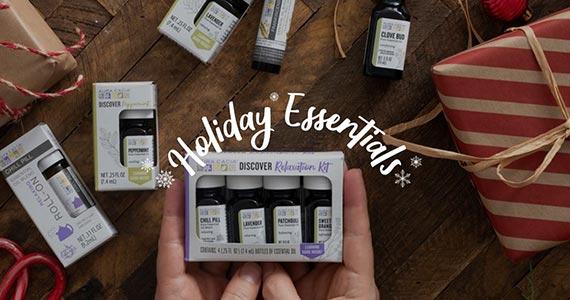 Win a Aura Cacia Holiday Essentials Set