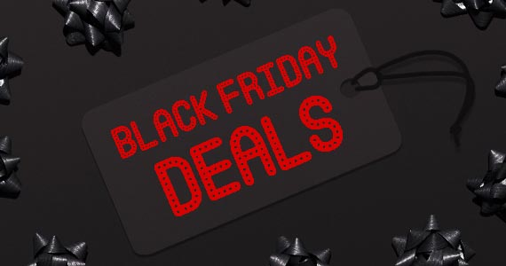 Black Friday Deals and Freebies