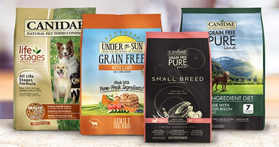 Free Sample of Canidae Pet Food or $5 Off Coupon
