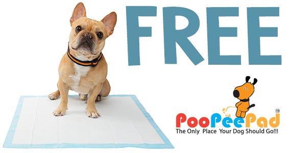 Free Sample of PooPeePads