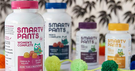 Free Smartypants Vitamins Samples