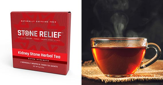 Free Sample of Stone Relief Herbal Tea