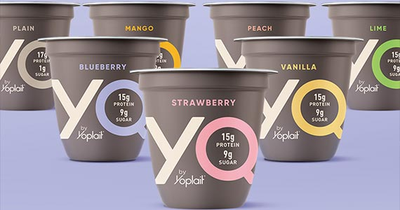 Free YQ by Yoplait at HEB
