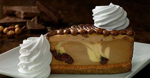 Free Slice of Cheesecake Factory Cheesecake – TODAY ONLY!