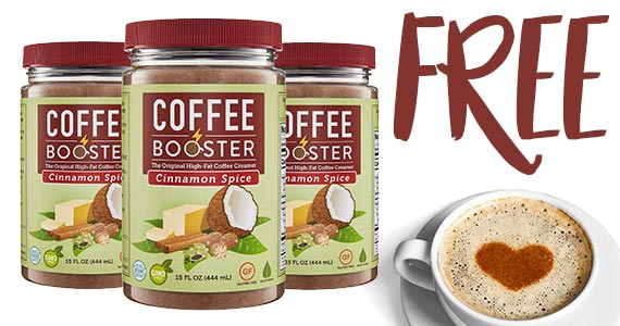 Free Sample of Coffee Booster