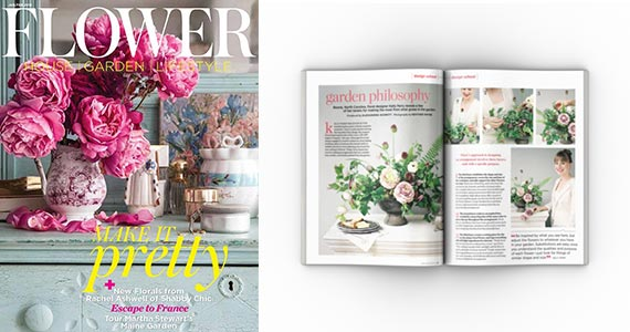 Free 1 Year Subscription to Flower Magazine