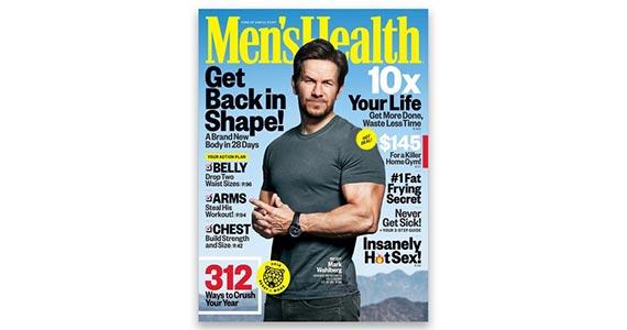 Free Men's Health Magazine Subscription