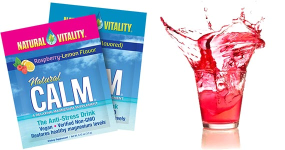 Free Sample of Natural Vitality Calm