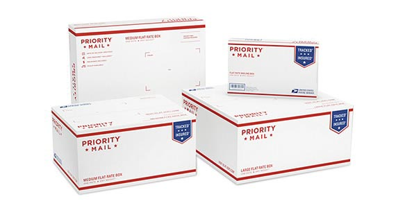 Free Priority Mail Shipping Supplies from USPS