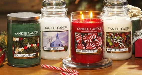 Yankee Candles Deal: $10 Select Large Candles