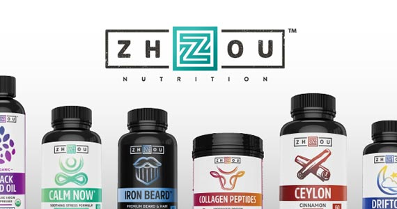 Free Zhou Nutrition Supplements