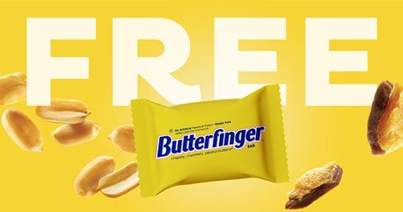 Free Butterfinger Samples