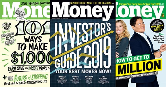 Free 2-Year Subscription to Money Magazine