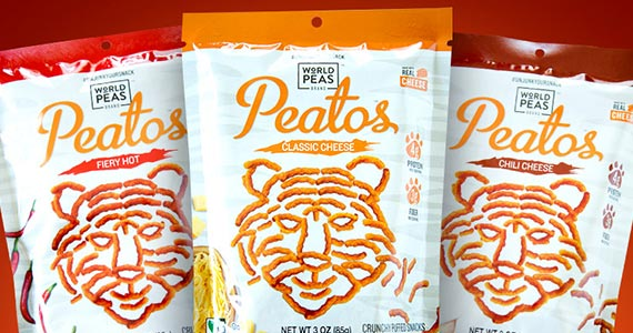 Free Bag of Peatos Snacks