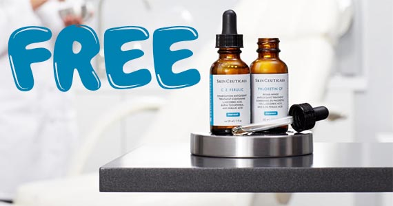Free Sample of SkinCeuticals Serum
