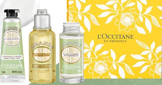 Free L'Occitane Beauty Gift