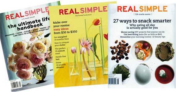 Free Real Simple Magazine Subscription