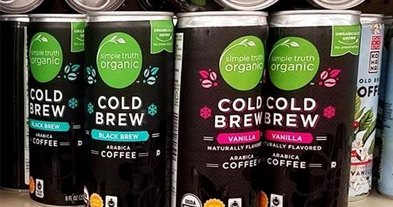 Kroger FREE Friday – Simple Truth Organic Coffee