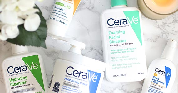Win $80 Worth of Free Cerave Skincare
