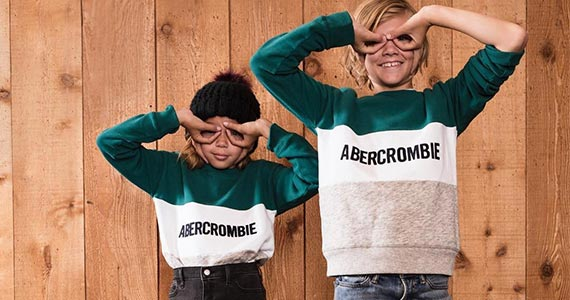 Free $5-$500 off Abercrombie & Fitch