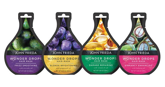 Free John Frieda Wonder Drops