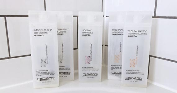 Free Sample of Giovanni Hair Care Product