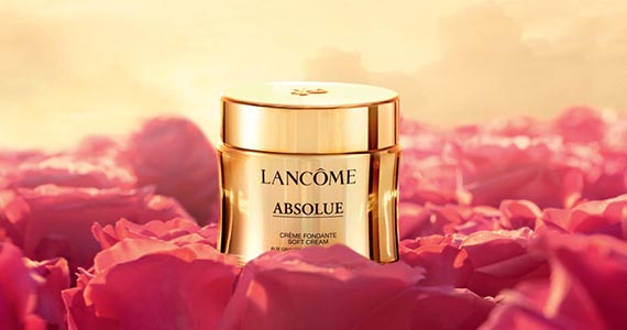 Free Sample of Lancome Absolute Soft Cream