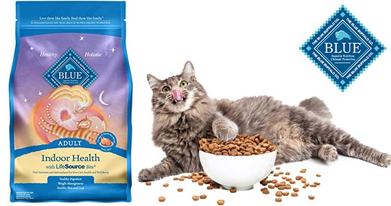 Save $5 on Blue Buffalo Dog or Cat Food