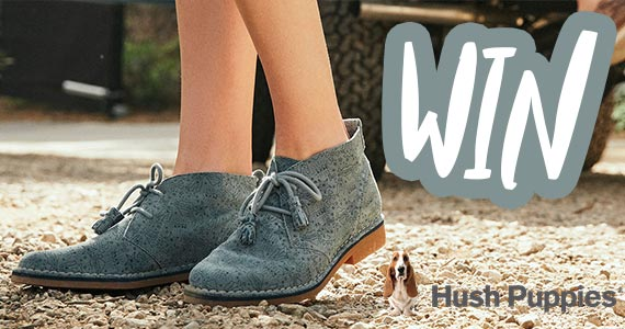 Win Hush Puppies Shoes