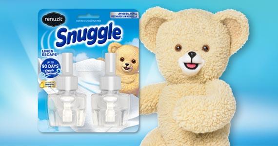 Win a Snuggle Starter Kit