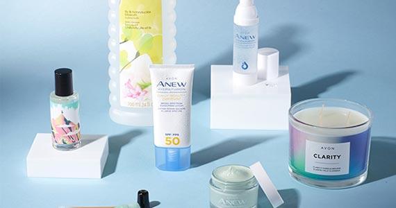 Win an Avon Breath of Fresh Air Prize Pack