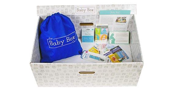 Free Baby Box Co. Baby Box
