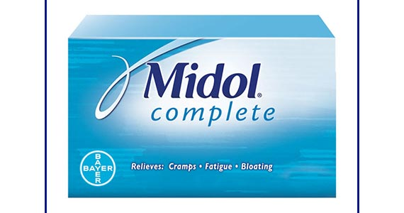 Free Sample of Midol Complete