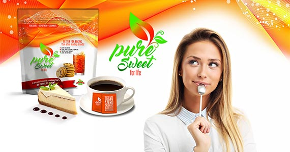 Free Sample of Pure Sweet Life