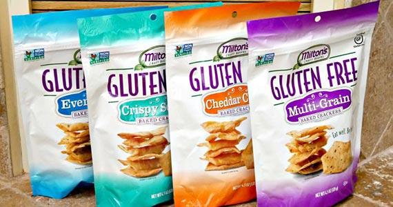 Free Milton's Crackers