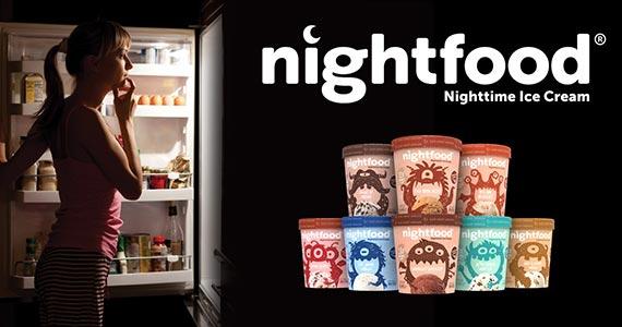 BOGO Free Pint of Nightfood Ice Cream
