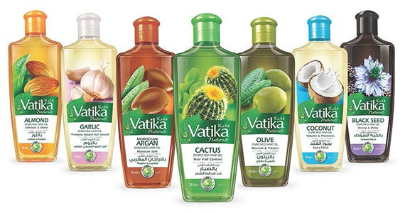 Free Sample of Vatika Hair Oil