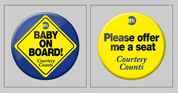 Free Baby On Board Pins