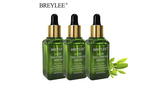 Free Sample of Breylee Acne Treatment